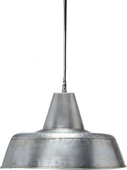 Ashby taklampa matt silver 30cm