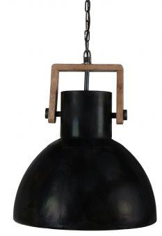 Ashby Taklampa svart 39cm PR Home
