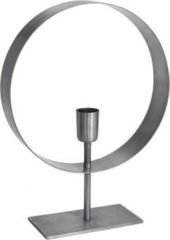 Atmosphere lampfot silver 51cm