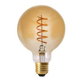 PR Home Elect LED Filament Glob 95mm E27 4W