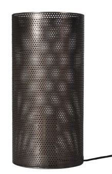 PR Home Hollow bordslampa antiksilver 32cm