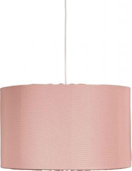 Takskärm Classic Cylinder Outdoor rosa PR Home