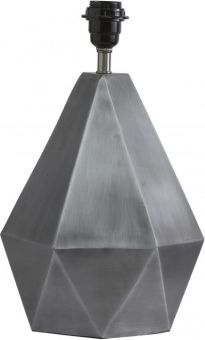 PR Home Trinity Lampfot antiksilver 39cm