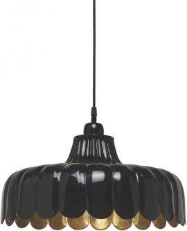PR Home Wells Taklampa svart/mässing 45cm