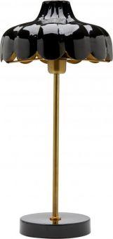 PR Home Wells Bordslampa svart/mässing 50cm