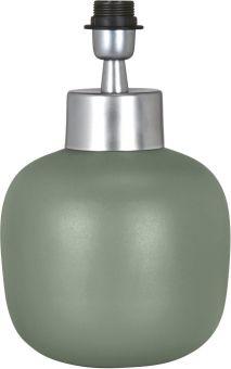 Rita Lampfot grön 34cm