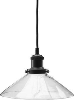 August Fönsterlampa klar 25cm