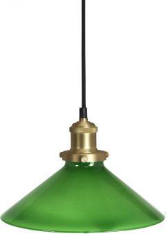 PR Home August Fönsterlampa grön 25cm
