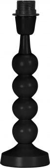 Kendall Lampfot svart 34cm