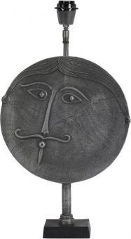 Mr Round Lampfot grå 55cm