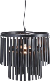 Marlow Takkrona svart 45cm