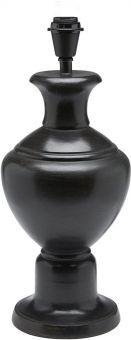 Alma Lampfot blackbrown 48cm