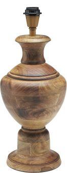 Alma Lampfot burn brown 48cm