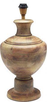 Alma Lampfot burn brown 54cm