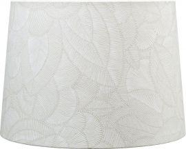 Sofia Lampskärm Mönstrad Onyx Taupe 35cm