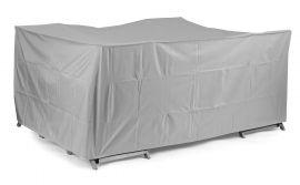 StayHome Möbelskydd i grå Polyester 200x180cm
