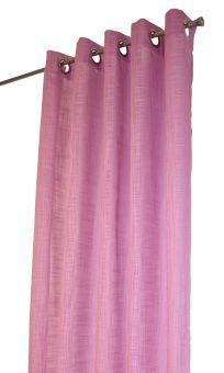 Arvidssons Textil Norrsken öljettlängd 140x240cm 1st lila
