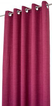 Arvidssons Textil Spektra 2st öljettlängder 140x240cm cerise