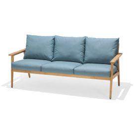Eve Loungesoffa 3-sits Teak från Lifestyle Garden