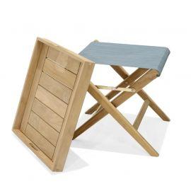 Eve Brickbord/Sittpall Teak från Lifestyle Garden