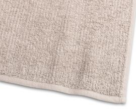 Badlakan Stripe Frotté sand 90x150cm