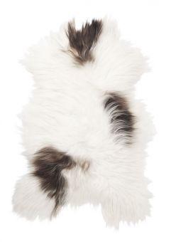 SkinnWille Skinnwille isländskt fårskinnsfäll Molly multifärgad 90cm