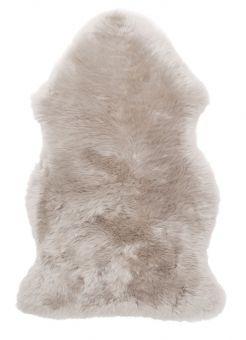 SkinnWille Lammskinnsfäll Baby extra mjuk beige 70cm, ullängd 40mm
