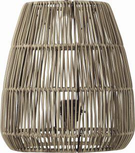 Saigon Lampskärm Konstrotting natur 38cm PR Home
