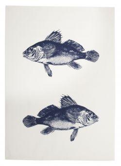 Handduk Fish Print 50x70cm