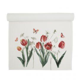 Löpare Tulipi 35x70cm