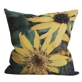 Kuddfodral Sunflower 45x45cm