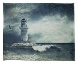 Pläd Ocean Waves 120x150cm