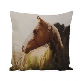 Kuddfodral Horse 45x45cm