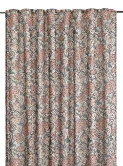 Evy Gardin 2P rosa 2x135x260cm