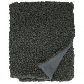 Dora Pläd grå 120x155cm