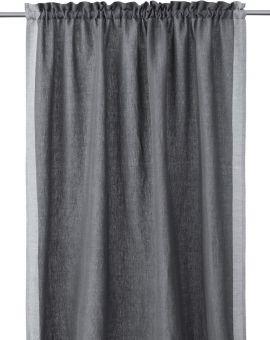 Amy Gardin 2P grå 2x140x280cm