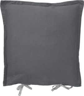 Amy Kuddfodral grå 45x45cm