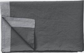 Amy Duk grå 150x250cm