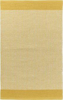 Stripe  Matta ockra 170x240