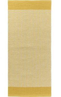 Stripe  Matta ockra 70x240cm