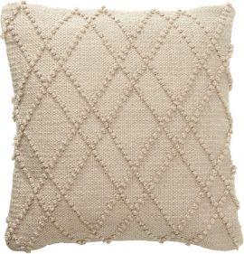 Alma Kuddfodral beige 50x50cm