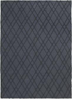 Alma Matta grå 160x230cm
