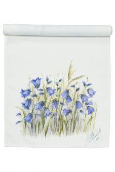 Bluebell Löpare blå 35x70cm