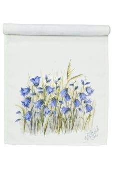 Bluebell Löpare blå 40x100cm