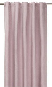 Tuva Gardin 1p rosa 140x280cm