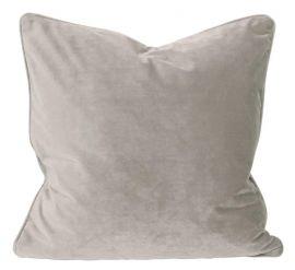 Elise Kuddfodral silver 45x45cm