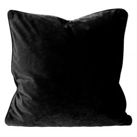 Elise Kuddfodral svart 60x60cm