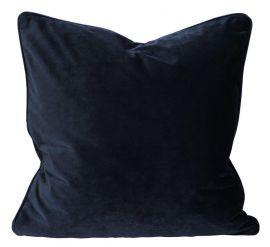 Kuddfodral Elise blå 60x60cm