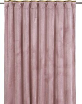 Enya Gardin 2P rosa/gul 2x135x285cm