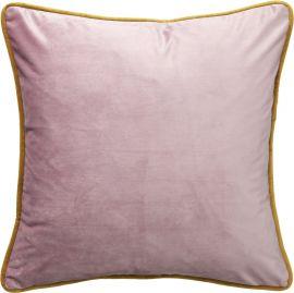 Enya Kuddfodral rosa/gul 45x45cm